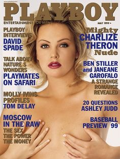 Playboy magazine cover May 1999