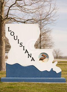 Louisiana Welcome Center