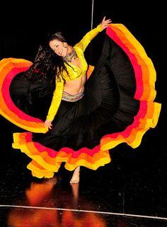 Gypsy Tribal Dance