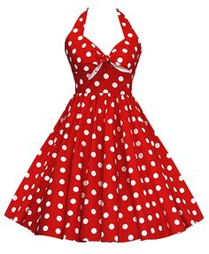 Love this 50's style dress