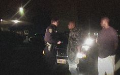 Seattle - Officer threatens to make up evidence after arrest of innocent men.   *& we put our trust in the justice system.