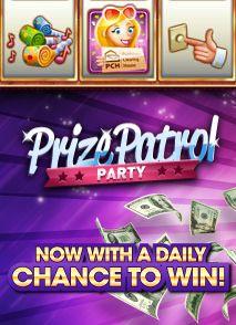 Prize Patrol Party!!