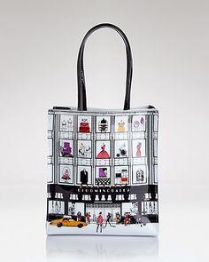 Bloomingdale's Tote - Little Store Front Bag - Handbags - Bloomingdale's