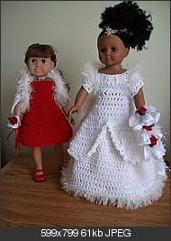 darski is so talented. She posts the cutest doll clothes patterns in crochetville.       ID:43928