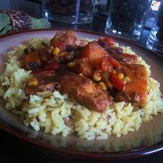 cooker latin, chicken breasts, chicken recipes, black beans, latin chicken, new recipes, slow cooker recipes, chicken thighs, dinner recipes