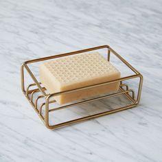 wire soap dish