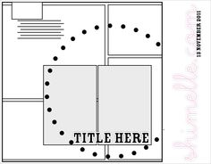 scrapbook layouts, layout sketch, scrapbooksketch, circl, two photo scrapbook layout, map, one picture page sketch, scrapbook sketch