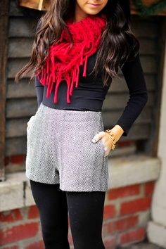 winter short, game day outfits, fashion shoes, girl fashion, black white