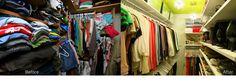 3.  Favorite closet makeover from TheAmandas.com gallery #ogranizedliving #organizedcloset