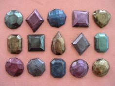 How to DIY Chocolate Gems by brettbara: Genius! #Chocolate_Gems #brettbara
