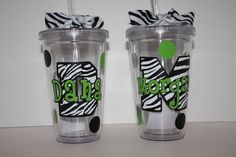 cricut+vinyl+projects | Cricut-Vinyl Projects / Tumbler with straw