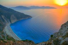 Myrtos Beach, Greece