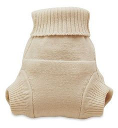 """Kissaluvs Wool Lover Diaper Cover """"Wool is this amazing fabric that repels moisture, cools and heats, and cleans itself. It's like the miracle fabric."""""""