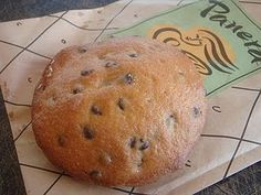 Panera Bread Restaurant Copycat Recipes: Chocolate Chip Muffies