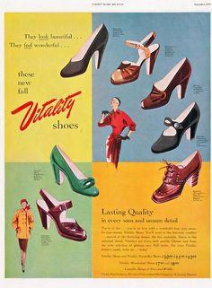 1950 Vitality Shoes