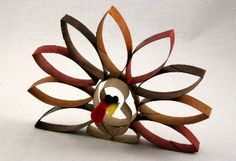 Thanksgiving craft!! another toilet paper roll idea!