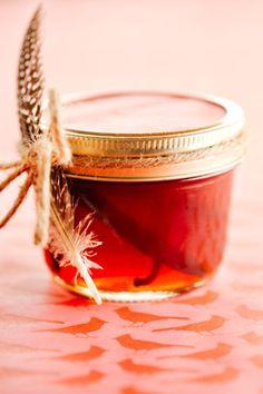 Homemade Vanilla Extract. Paula Deen