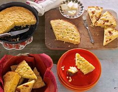 cornbread skillet ...one of a collection  of cast iron skillet recipes