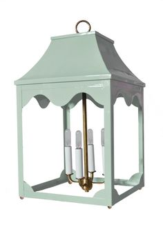 Hobe Sound Lantern in Rainwashed by Oomph