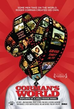 Another AMAZING doc, everybody owes something to Corman. I loved the Corman persona, a relaxed guy.