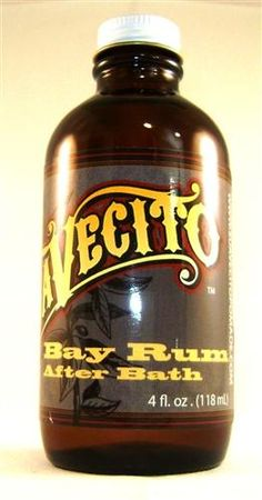 www.brokencherry.com #suavecito #pomade #rocknroll #rockabilly  Bay Rum After Bath 4oz   $7.00