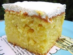 red kitchen, poke cakes, cake mixes, pina colada, coconut milk, yellow cakes, condensed milk, whipped cream, cake recipes