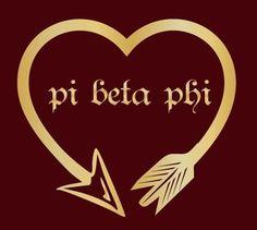 ♡ pi beta phi♡