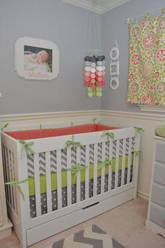 Triplet Girls' Nursery - Project Nursery