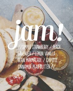 A Quick Guide to Jams – via The Kitchy Kitchen