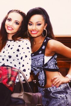 Jade and Leigh Anne! <3