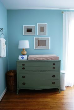 Gender Neutral Vintage Nursery « Spearmint Baby