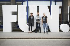 Nate Ruess, Andrew Dost, Jack Antonoff