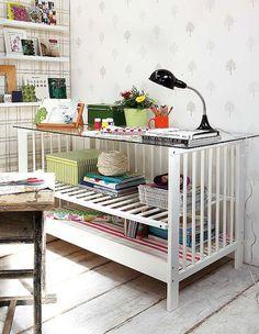 כתבה מדליקה! מה עושים עם מיטת התינוק אחרי שהילד גדל...