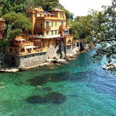 Portofino, Italy...been here too Gorgeous!!!