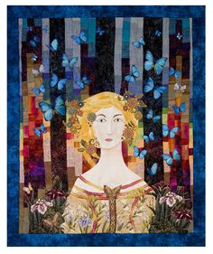 """She is always changing"" by Karel Hendee 