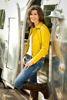 Amy Grant, singer, songwriter, mother, wife, philanthropist, is a Southern girl who makes us all proud: