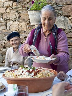 Nonna made Pasta with Ricotta & Sage