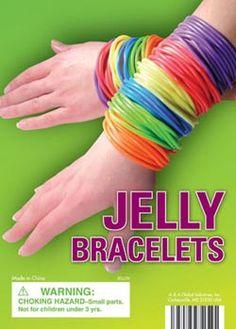 Jelly Bracelets!