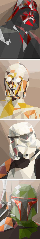 Star Wars by Liam Brazier