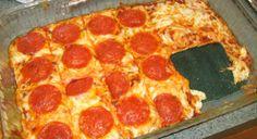 Hmmmm No carb pizza