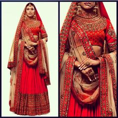 Sabyasachi hand embroidery, blouses, bridal collection, weddings, red sabyasachi lehenga, brides, indian bridal, indian bride, sabyasachi mukherje