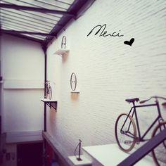 ♥ Merci, Paris