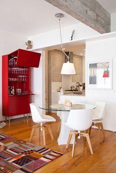 Jurnal de design interior - 110 m² primitori și plini de personalitate