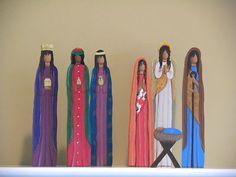 Nativity set from Venezuela