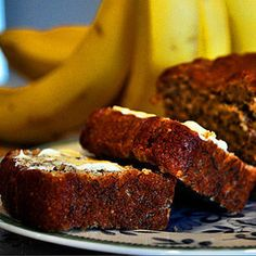 Omega-3 Banana Nut Bread...perhaps worth making the next time I pick up Chia gel from the grocery store (whatever the heck that is)!