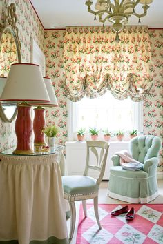 skirt, vaniti, window curtains, chairs, plant decor, bedrooms, blues, traditional homes, bedroom designs