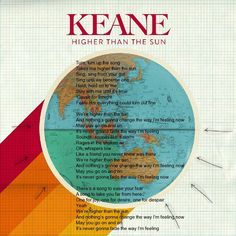 Higher than the Sun lyrics  Keane