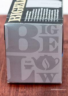 Bigelow Earl Grey Tea New Design! #AmericasTea #shop #cbias