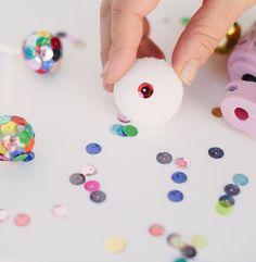 disco ball, miniatur disco, diy miniatur, mini disco