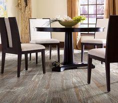 Grey Hardwood Flooring by Shaw